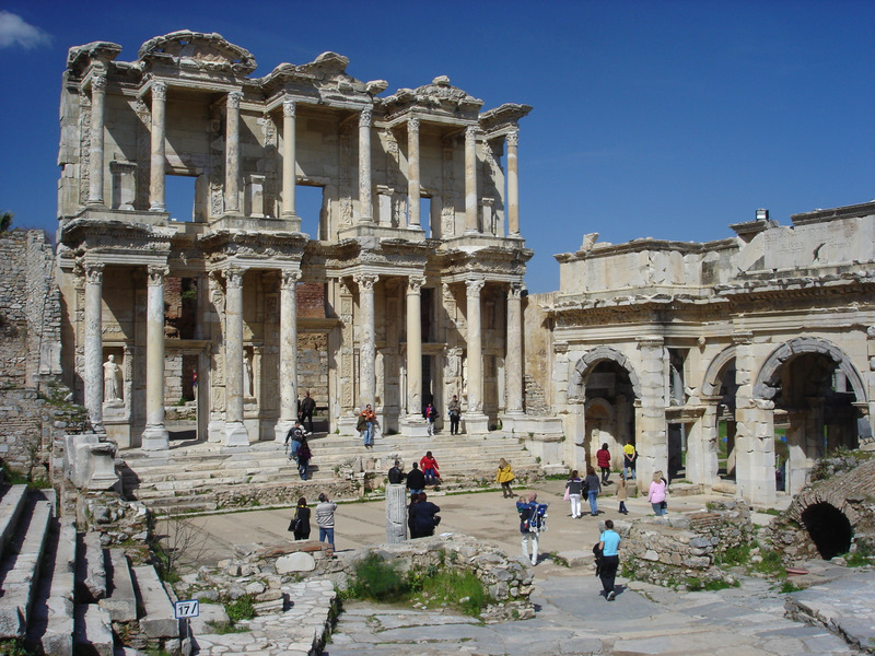 Want Greek Ruins? Go to Turkey