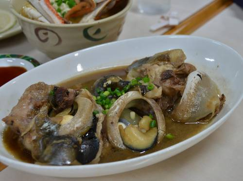 Weird Foods: Tuna Eye in Japan