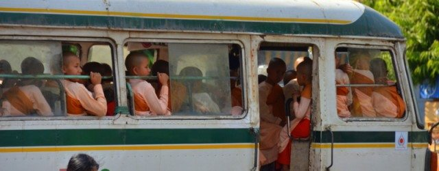 A bus full of young Buddhist nuns in Yangon, Myanmar, one of my first stops for the year for an article on colonial architecture. In the northern hemisphere, the new […]